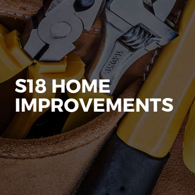 S18 Home Improvements