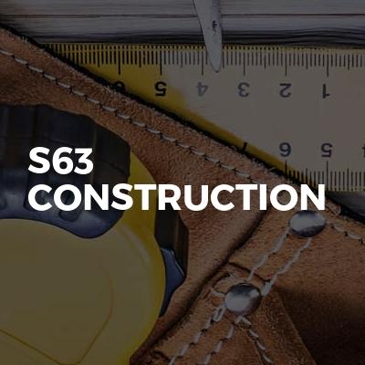 S63 Construction