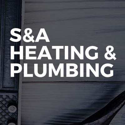 S&A Heating & Plumbing