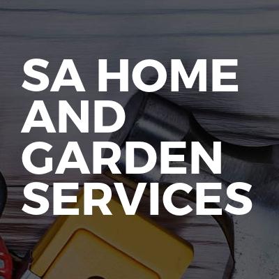 Sa Home And Garden Services