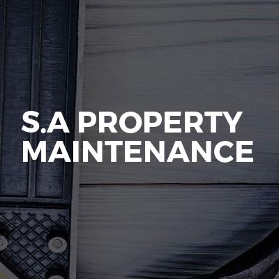 S.A Property Maintenance
