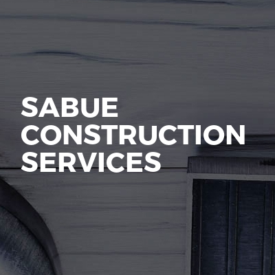 Sabue Construction Services