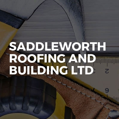 Saddleworth roofing and building ltd