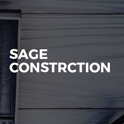 Sage Constrction