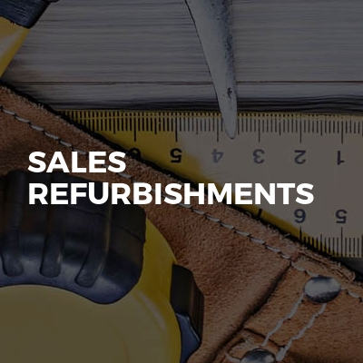 Sales refurbishments