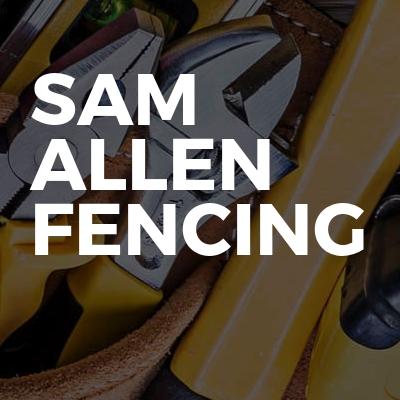 Sam Allen Fencing