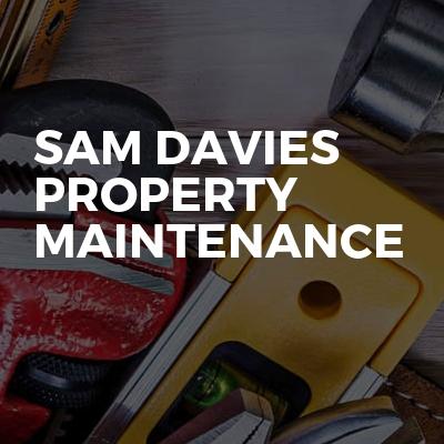 Sam Davies property maintenance