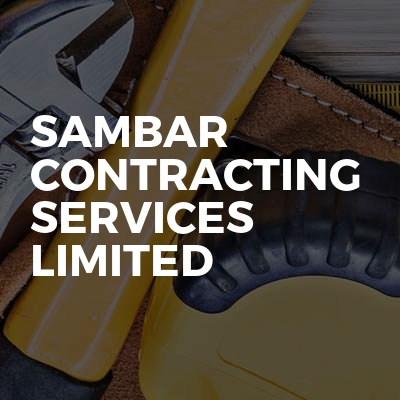 SAMBAR CONTRACTING SERVICES LIMITED