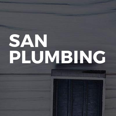 SAN plumbing