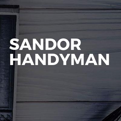 Sandor handyman