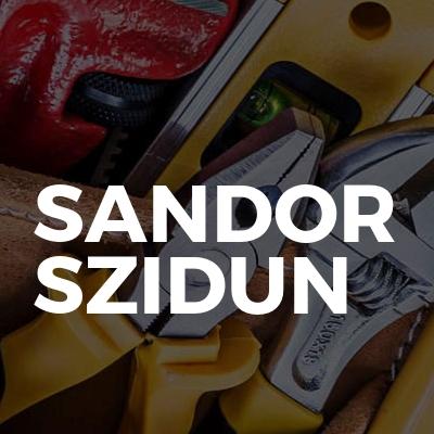 Sandor Szidun