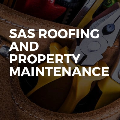 Sas roofing and property maintenance