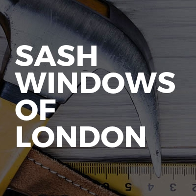 Sash Windows Of London