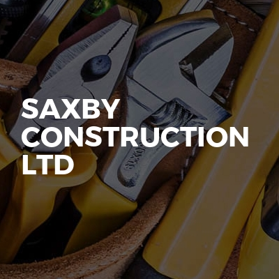 Saxby Construction Ltd