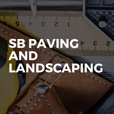 SB Paving And Landscaping