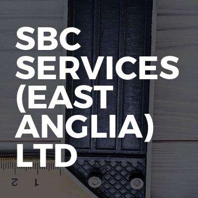 SBC Services (East Anglia) Ltd