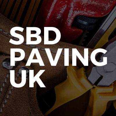 Sbd paving uk