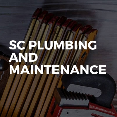 SC Plumbing And Maintenance
