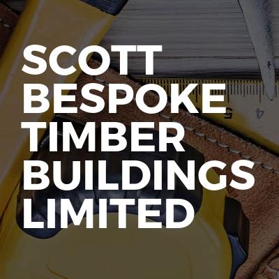 Scott Bespoke Timber Buildings Limited
