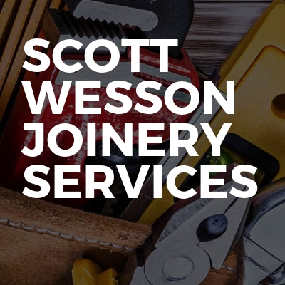 scott wesson joinery services