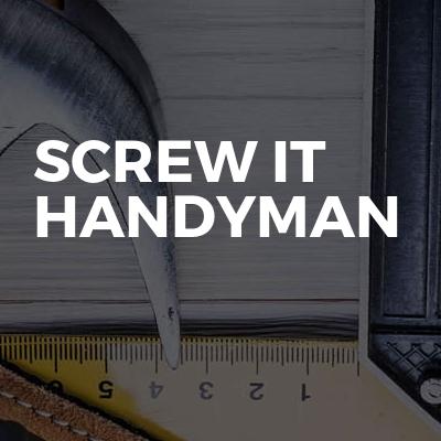 Screw It Handyman