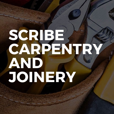 Scribe carpentry and joinery