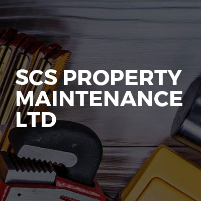 Scs property maintenance ltd