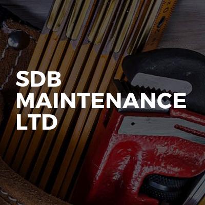 SDB Maintenance Ltd