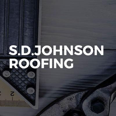 S.D.Johnson roofing