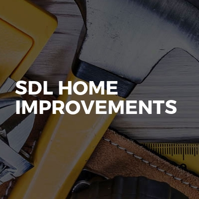 SDL Home Improvements