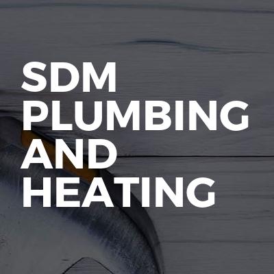 Sdm plumbing and heating