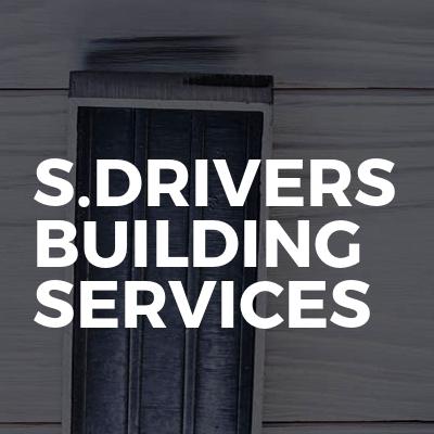 S.Drivers Building Services