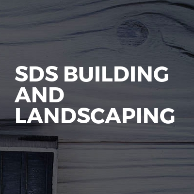 SDS building and landscaping