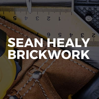 Sean Healy Brickwork