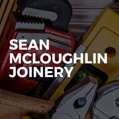 Sean Mcloughlin Joinery
