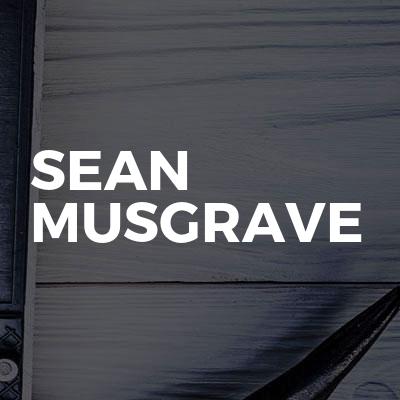 Sean Musgrave