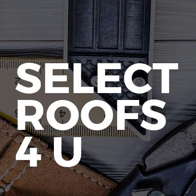 Select Roofs 4 U