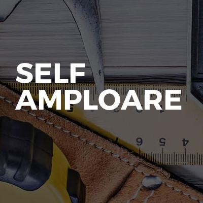 Self amploare