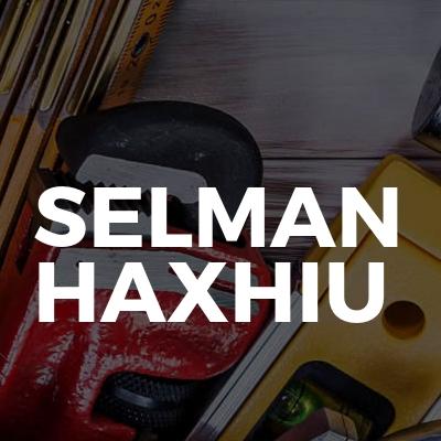 Selman haxhiu