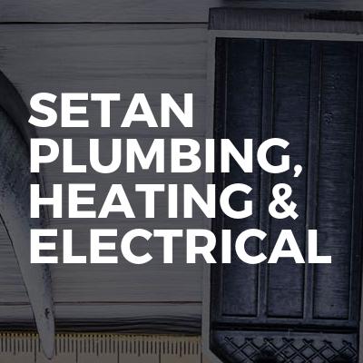 Setan plumbing, heating & electrical