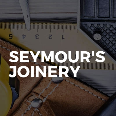 Seymour's Joinery
