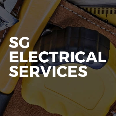 Sg Electrical Services