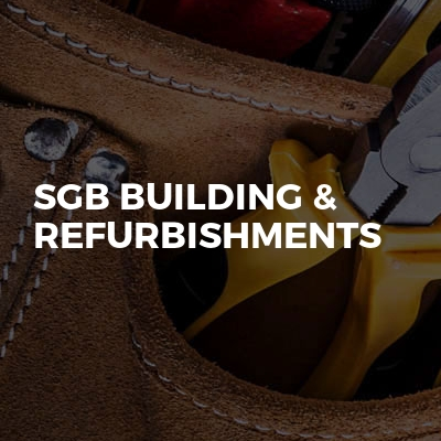 SGB Building & Refurbishments