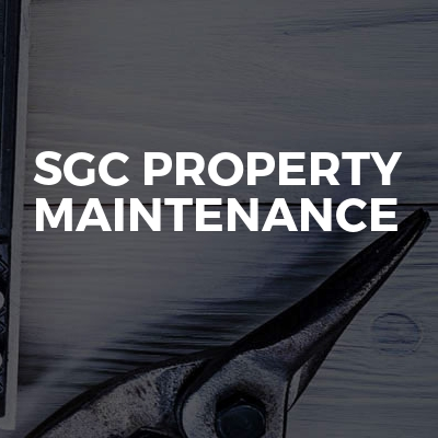 SGC PROPERTY MAINTENANCE