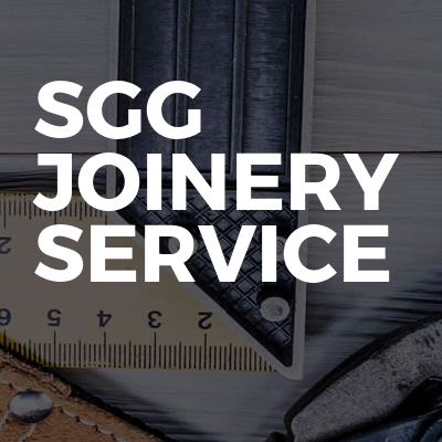 SGG Joinery Services