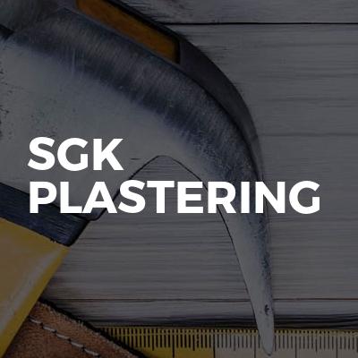 SGK Plastering