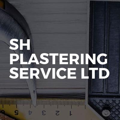 SH plastering service ltd