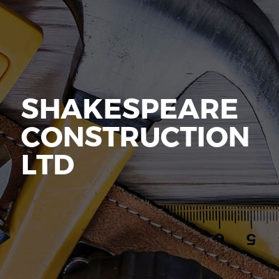 Shakespeare Construction Ltd