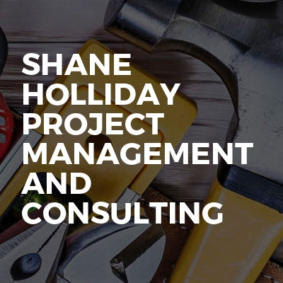 Shane Holliday project management and consulting