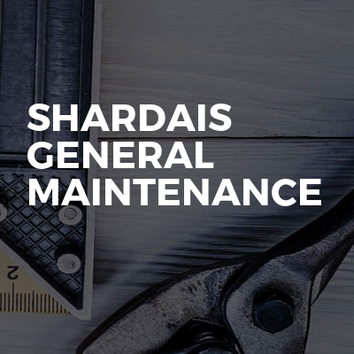 Shardais General Maintenance